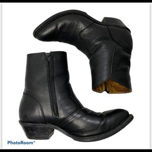 Boulet Western Boots size 9